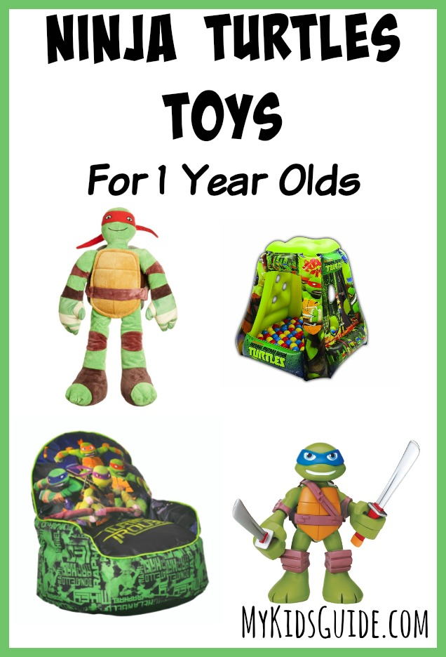 Ninja Turtles Toys For 1 Year Olds My Kids Guide
