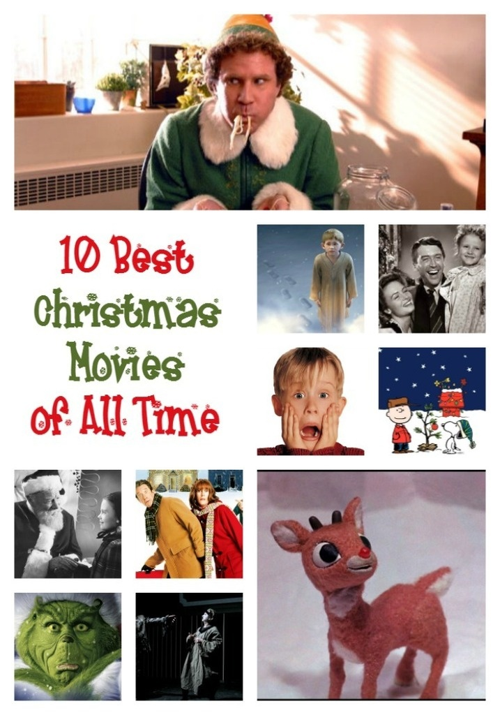 Looking for something amazingly festive to watch with your BFF? Check out these 10 best Christmas movies of all time to get you in the spirit!