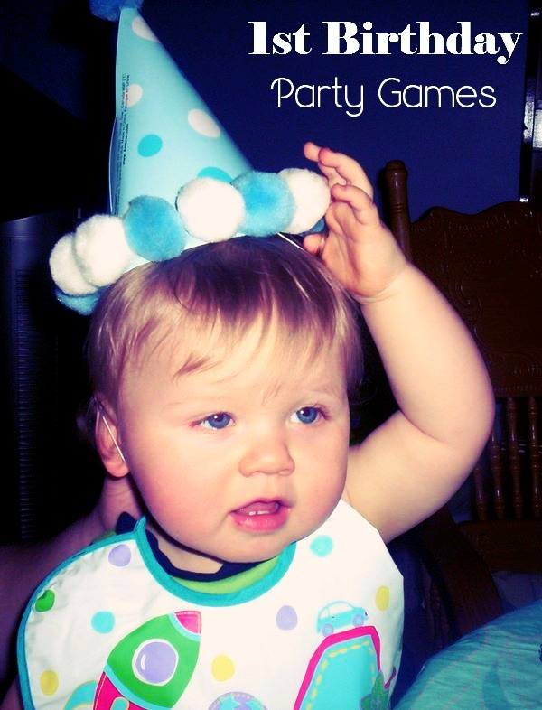 First Birthday Party Games for an Epic Party | MyKidsGuide.com