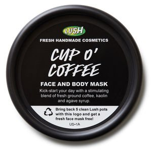 Cup O' Coffee Face and Body Mask 5.2oz: 7 Must Try Makeup and Face Products