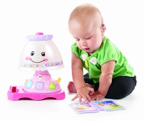 Fisher Price Learning Lamp Toys for Toddlers