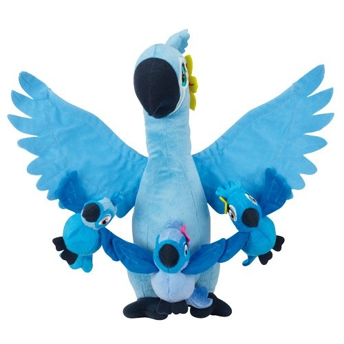 Rio 2 Toys For Kids: Bring Home the Tropical Movie Magic