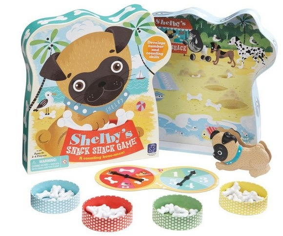 Dog Games for Kids: Shelby's Snack Shack