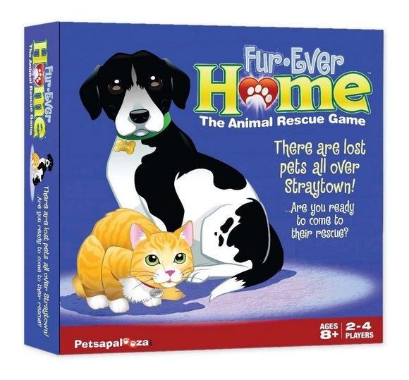 Dog Games for Kids: Fur-Ever Home