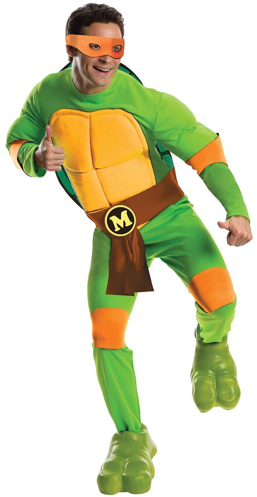 Teenage Mutant Ninja Turtles Party Supplies: Ninja Turtles Costume