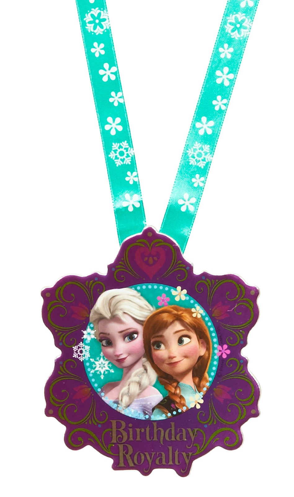 Disney Frozen party supplies guest of honor ribbon