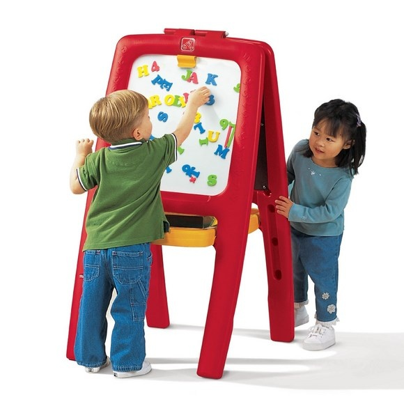 Toddler Easel Step Two