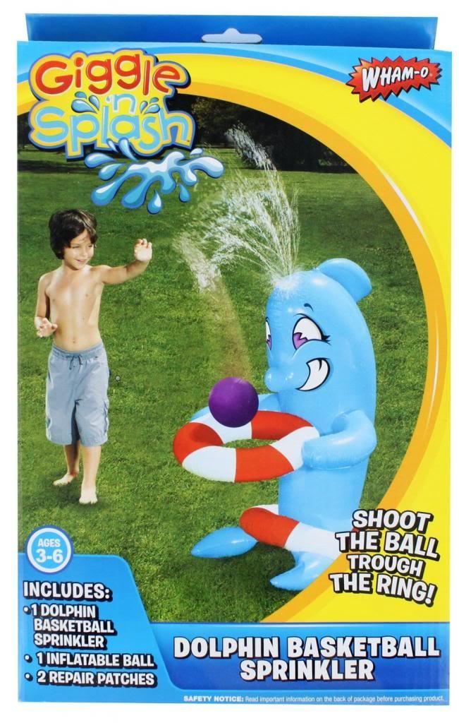 Hottest Toys: Dolphin Giggle n Splash