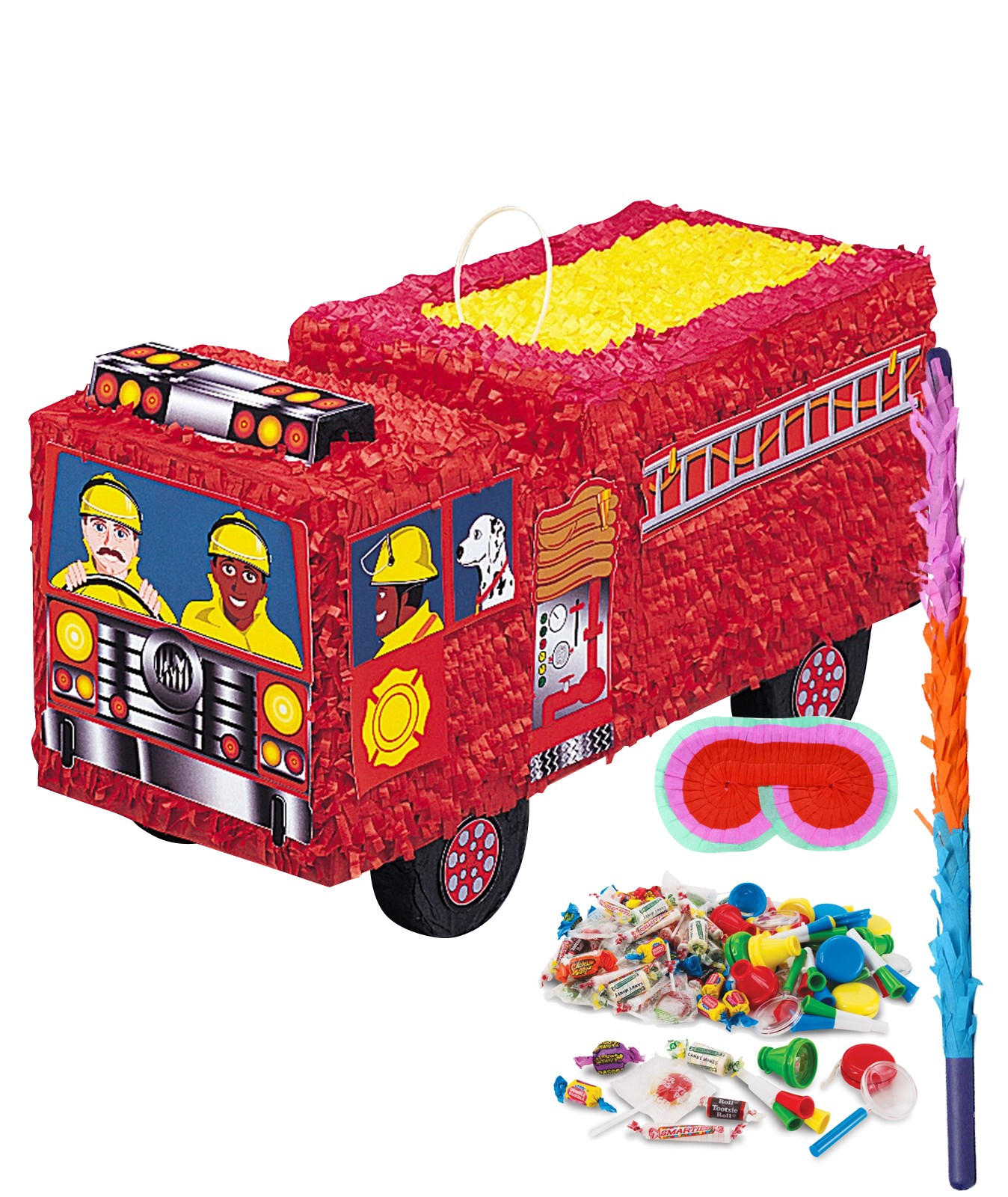 Fire Engine Pinata Kit How to Throw the Perfect PAW Patrol Birthday Party