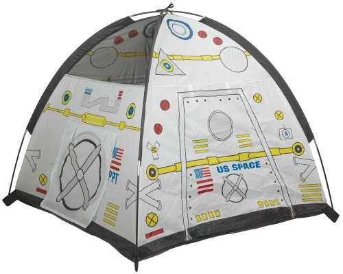 Space Toys for Toddlers: Rest up from your exploration in this cool space tent!