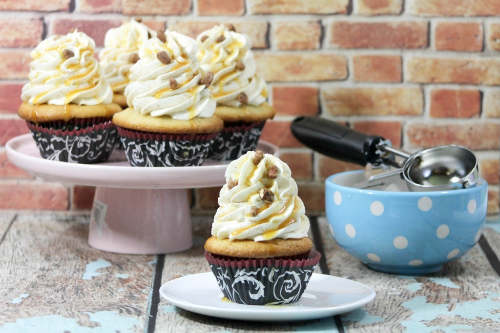 Butterscotch Cupcakes: The perfect teen party recipe