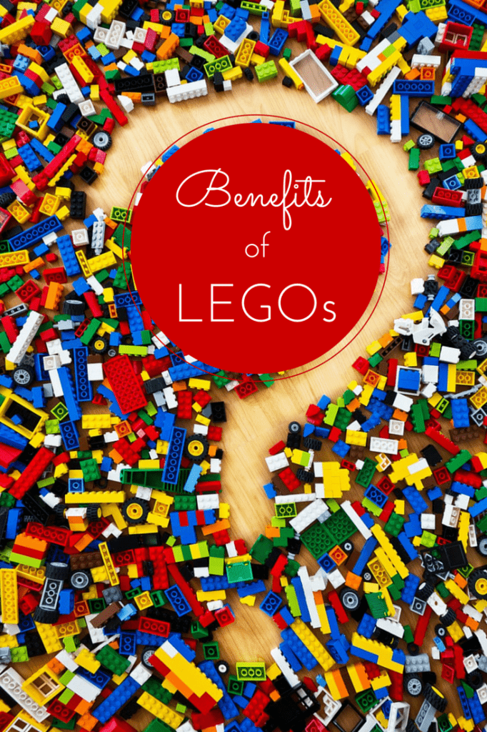 LEGOs do more than just cause pain when you step on them and teach kids to build monuments! Check out the benefits of LEGOS for kids you never thought of!