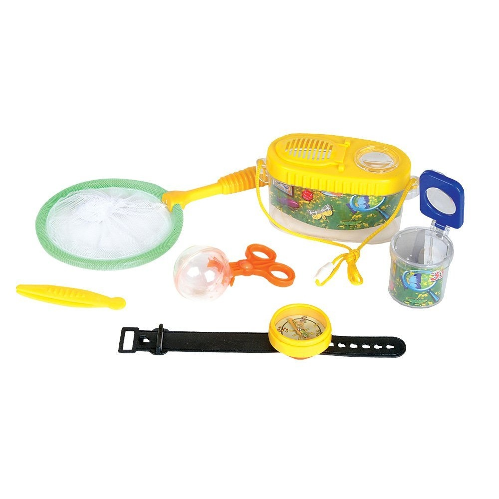 Camping toys for toddlers: Bug catcher play set