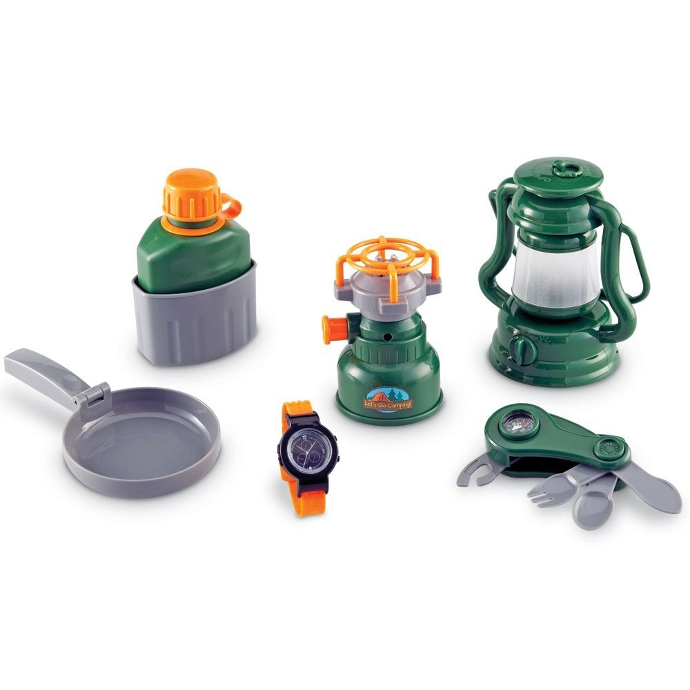 Camping Toys for Toddlers: Camping Play Set