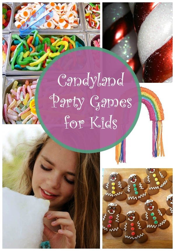 5 Sweet Candyland Party Games for Kids