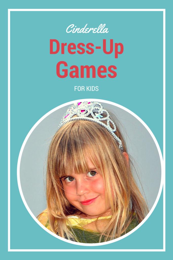 Cinderella Dress Up Games For Kids