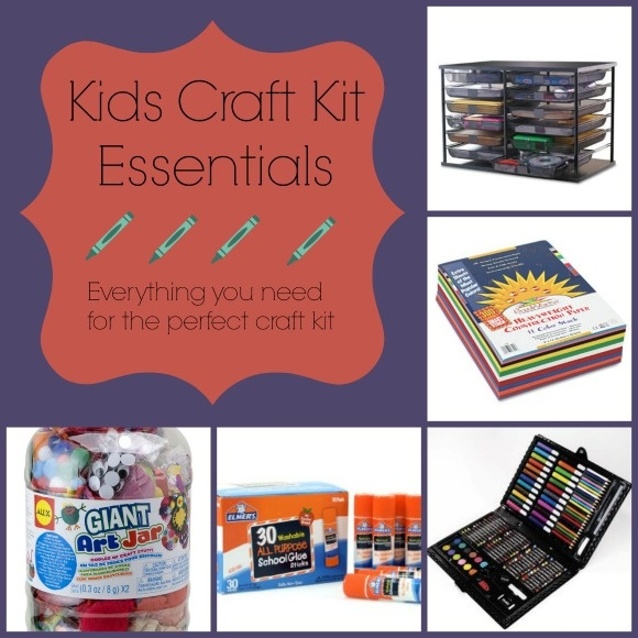 Kids Craft Kit Essentials: What You Have To Have