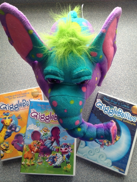 The GiggleBellies Musical Adventures Review: