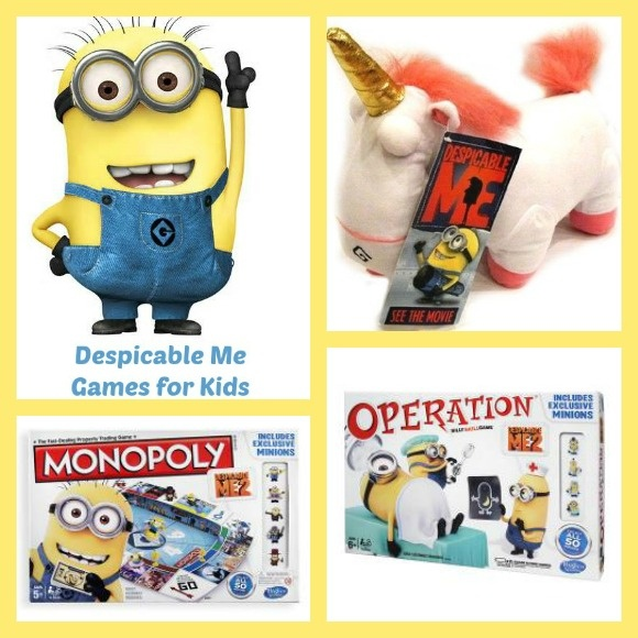 Despicable Me: Games for Kids