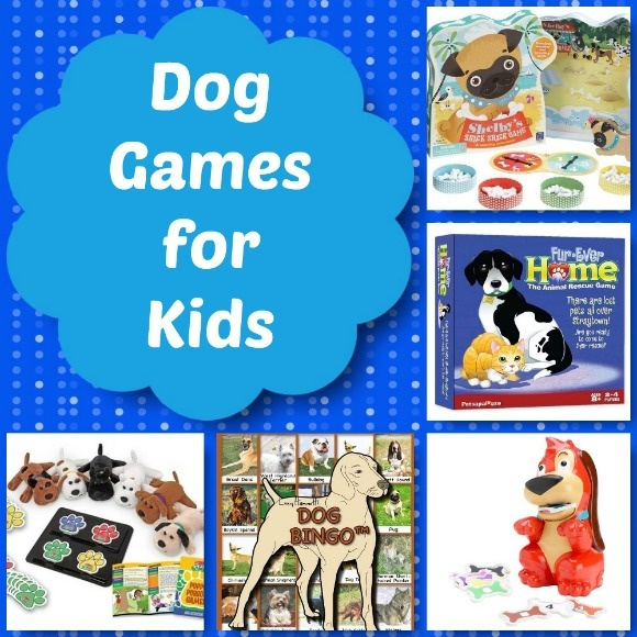 Dog Games for Kids: Educational Fun with Kids' Best Friends!