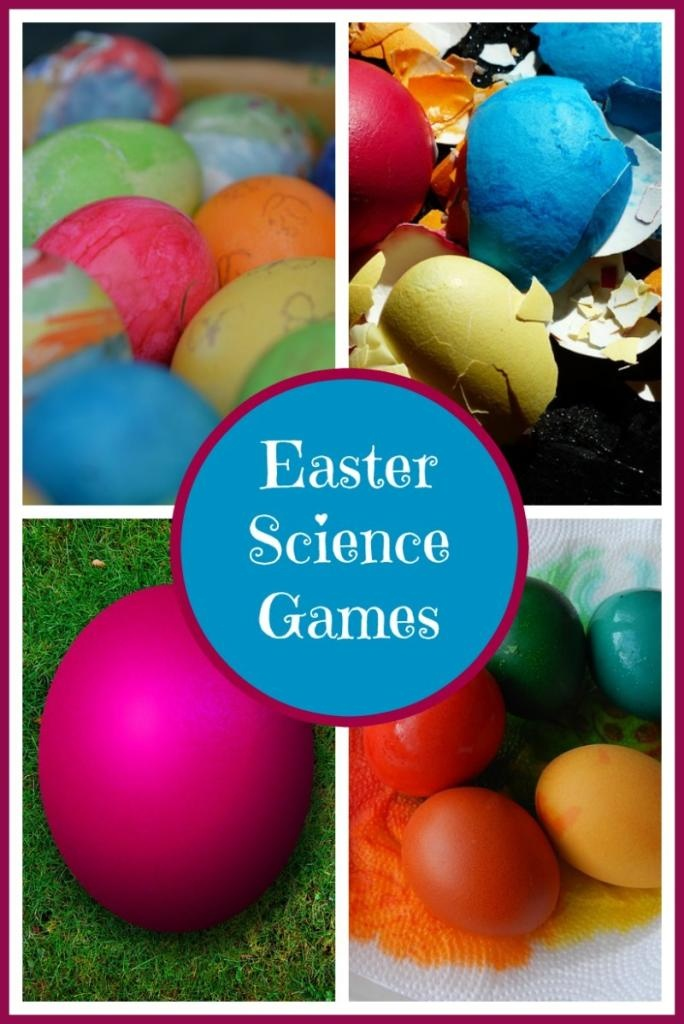 Even Mr. Rabbit knows that you can find learning opportunities anywhere with these fun Easter science games for kids! Break out the eggs & get learning!