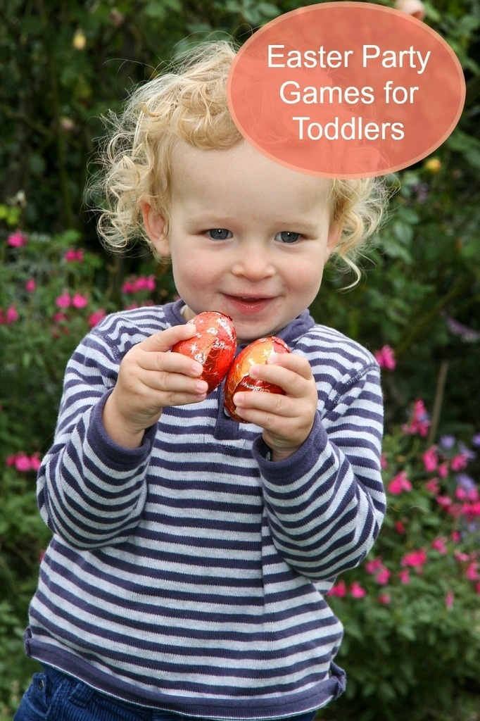 Finding the right Easter party games for toddlers is the key to a good time. Here are several to try this coming Easter season that your tots will love!