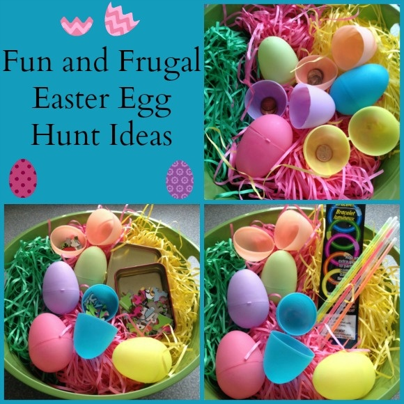 DIY Fun and Frugal Egg Hunt Ideas!