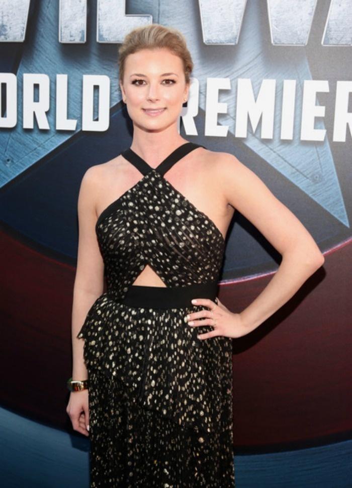 Emily VanCamp at the LA Premiere Of Captain America: Civil War