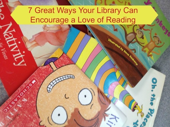 Encourage Reading: 7 Things Your Library Offers That Your E-Reader Can't!