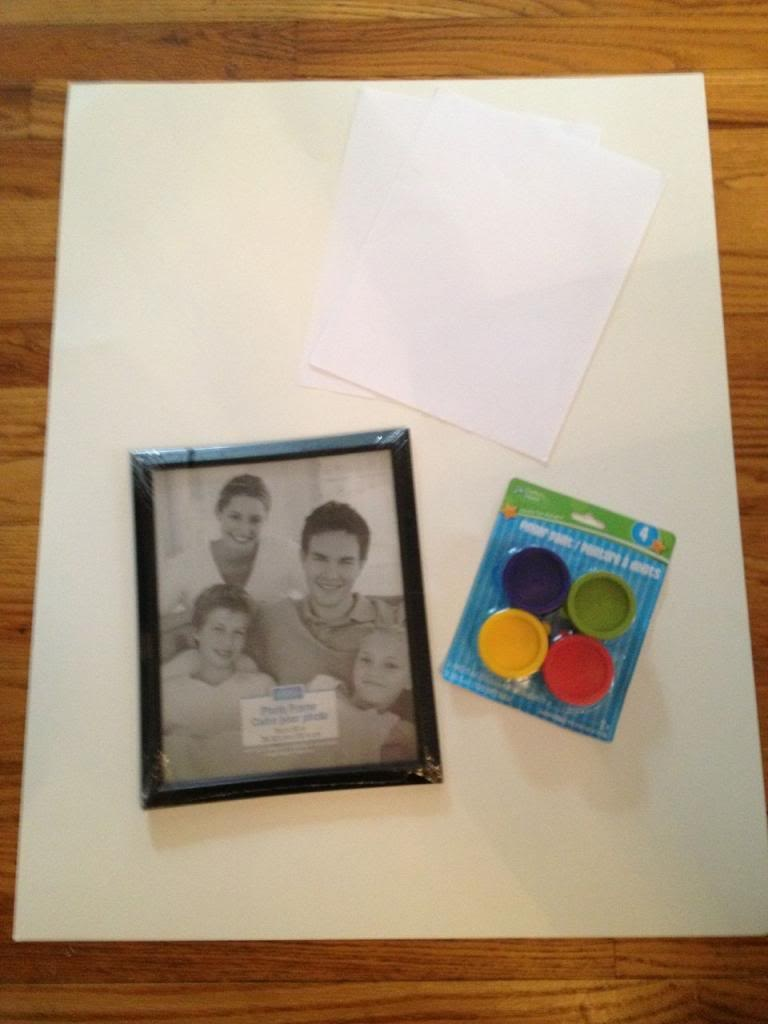 Father's Day Craft for Kids Supplies