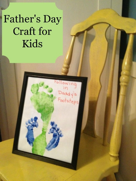 Featured Crafts for Kid: Father's day Craft