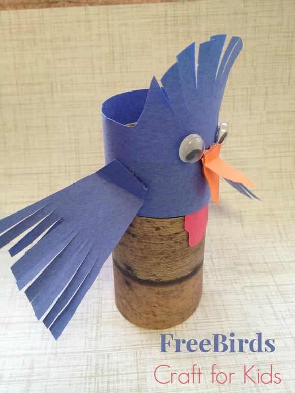 FreeBirds Craft for Kids