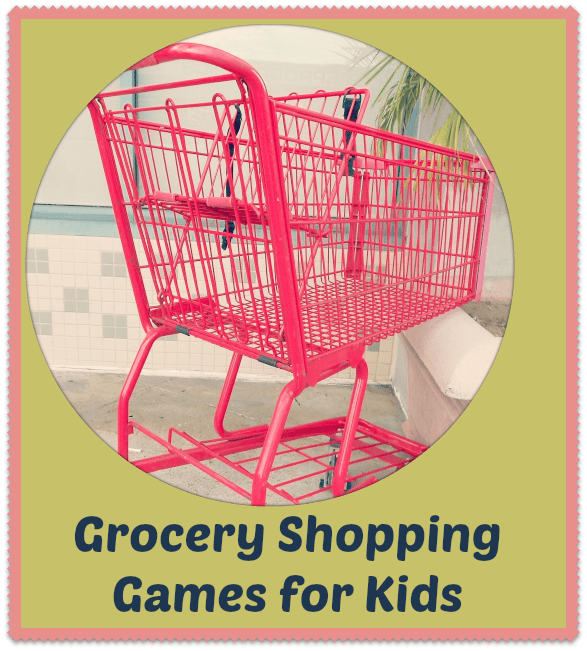 Educational Grocery Shopping Games for Kids