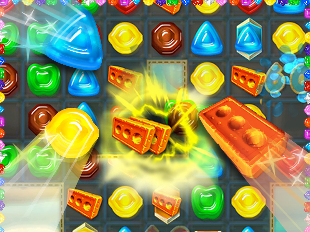Travel the world in an exciting match-3 puzzle adventure with Big Fish Games Gummy Drop, now available for your PC! Check out our review!
