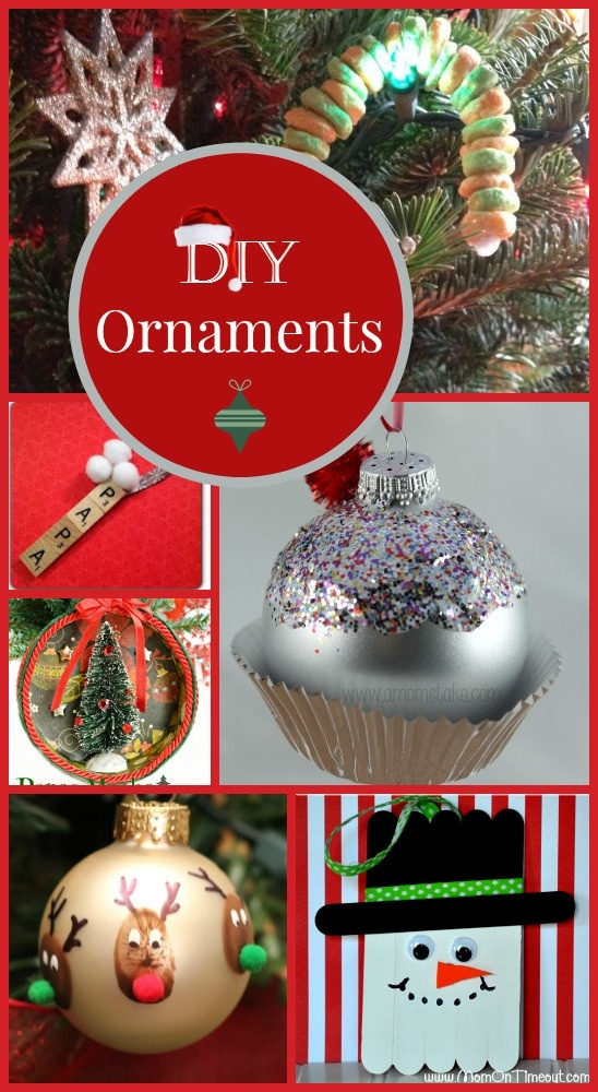 Christmas Activities for Kids: DIY Ornaments
