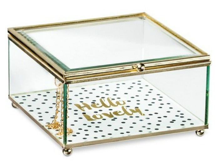 Mother's Day Gift Ideas: Hello Lovely Jewelery Box