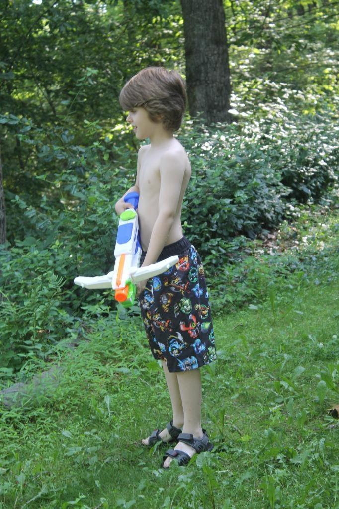 Summer Toys for Kids from Hasbro: Super Soaker Tri Strike