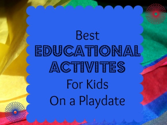 Best Educational Activities For Children On Play Dates