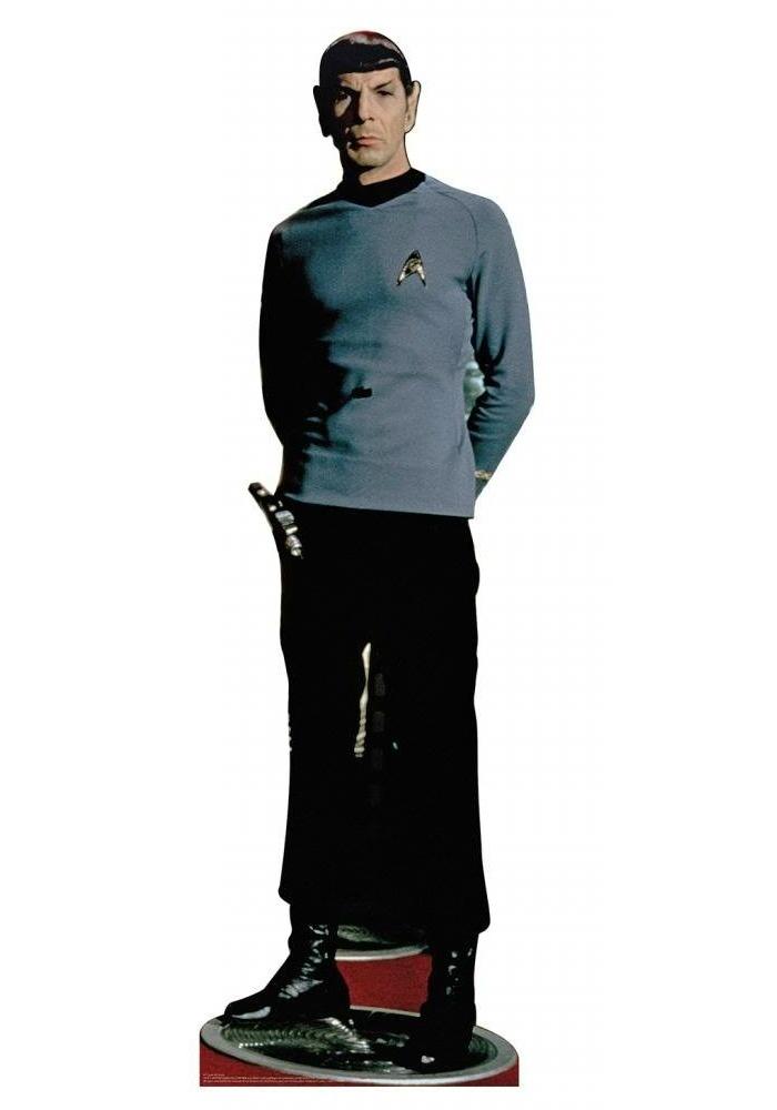 Star Trek Party Ideas: Lifesize Star Trek Cutout Spock