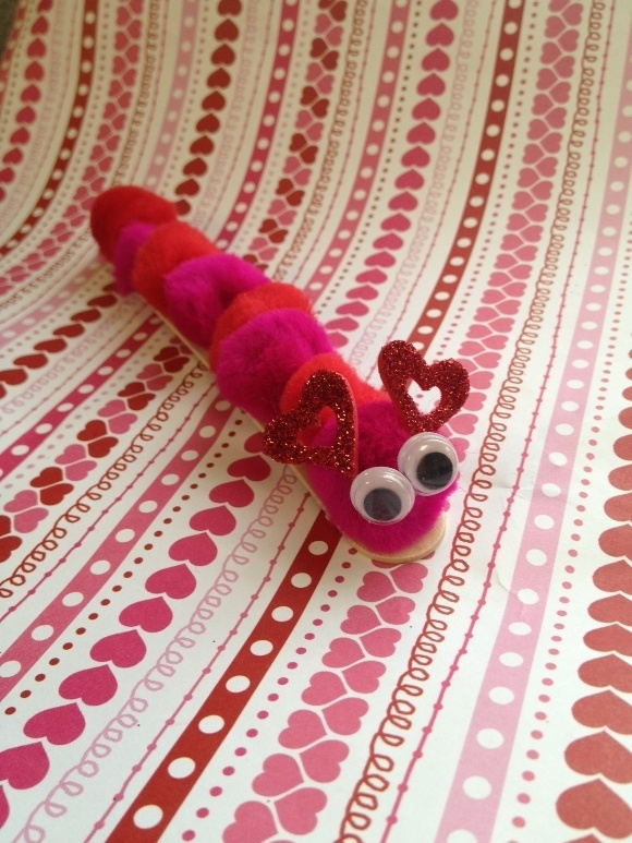 Valentine's Day Craft for Kids: Love Bug by MyKidsGuide