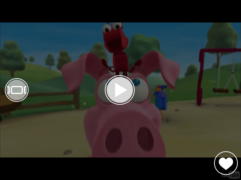 MagicFlix Free App for Kids features all the learning categories  MagicFlix Review