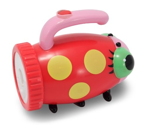 Camping toys for toddlers: Use the Sunny Patch flashlight to guide your way in the dark!