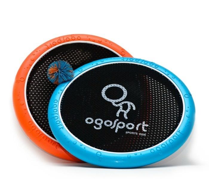 Backyard Summer Party Games: Ogo Sport Disks