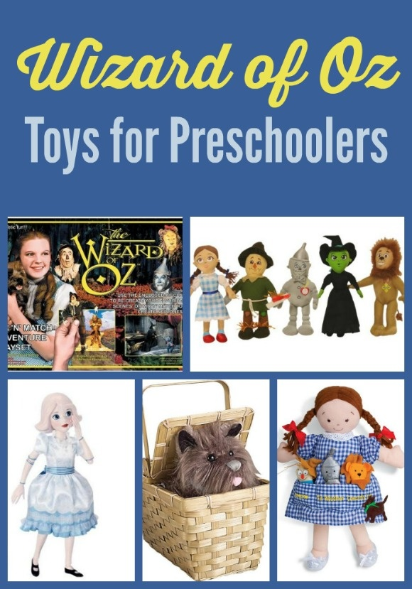 5 Fun Wizard of Oz Toys for Preschoolers: Introduce the Classic to Your Little Ones