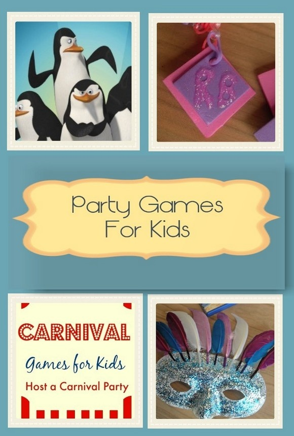 Party Games for Kids: All Our Best Ideas in One Spot