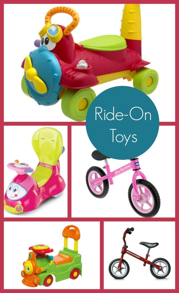 Give your tots the freedom to cruise the living room with these cool ride-on toys for toddlers from Chicco! Each one has exciting features they'll love!