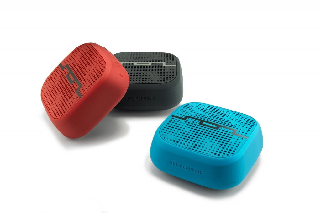 Rock your Christmas party for kids with a SOL REPUBLIC PUNK wireless Bluetooth speaker! It's perfect for turning up the tunes and dancing the night away!