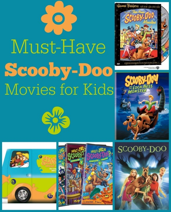 Top 5 Essential Scooby-Doo Movies for Kids