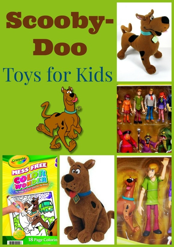 5 Fantastic Scooby Doo Toys For Kids