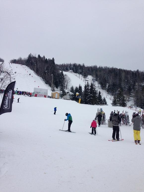 Skiing: WInter Olympics Activities for Kids